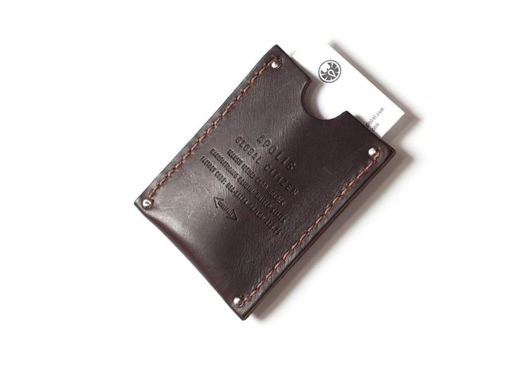 Apolis Leather Card Holder: Wallets, Business Cards, Business Card Holders, Bag, Accessories, Apolis Leather, Leather Card