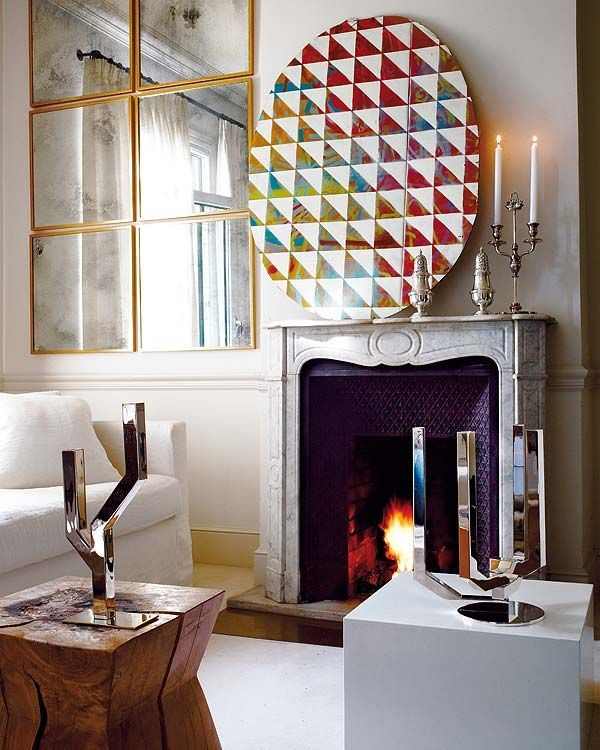 Ikea glam · PANTALEON y las decoradoras