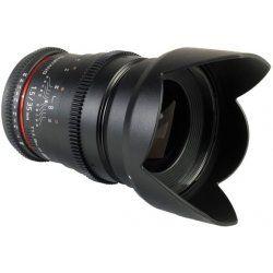Samyang 35mm f/1,5 Sony NEX - 11.000Kč
