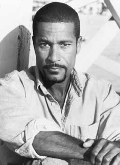 "Phil Morris---son of Greg Morris of ""Mission Impossible"""