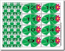 printable+math+lily+pads | Hoppy Frog math FREE DOWNLOAD by www.livinglifeintentionally.blogspot ...