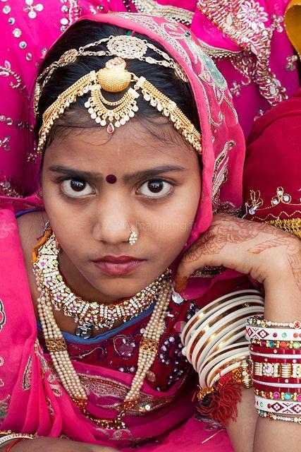 Eyes, Udaipur , India