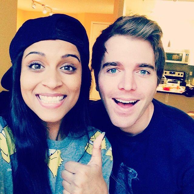 Lilly and Shane Dawson :)