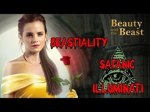 (I choose God's Kingdom) Beauty and The Beast - BEASTIALITY PROMOTION 4 KIDS SATANIC ILLUMINATI EXPOSED - YouTube