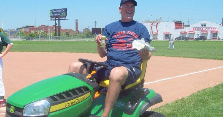 TIL Years after Tiger Stadium was demolished in Detroit a group of fans came together and maintained the playing field. To this day they still cut the grass and fertilize the field at their own expense. They now have little league games where the Detroit Tigers played for more than 100 years.