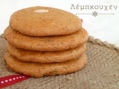 i-messy: Λεμπκούχεν, τα χριστουγεννιάτικα μπισκότα