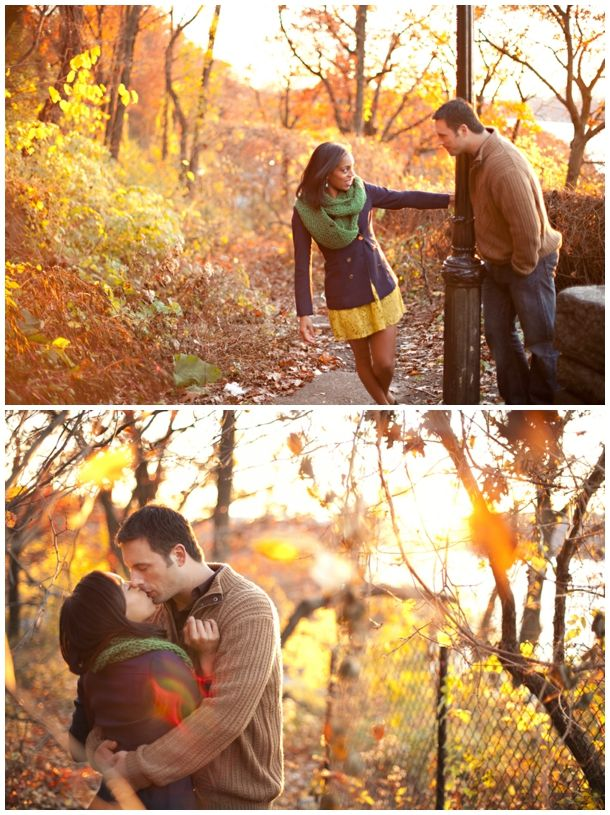 Autumn Engagement shoot | Frost Photography