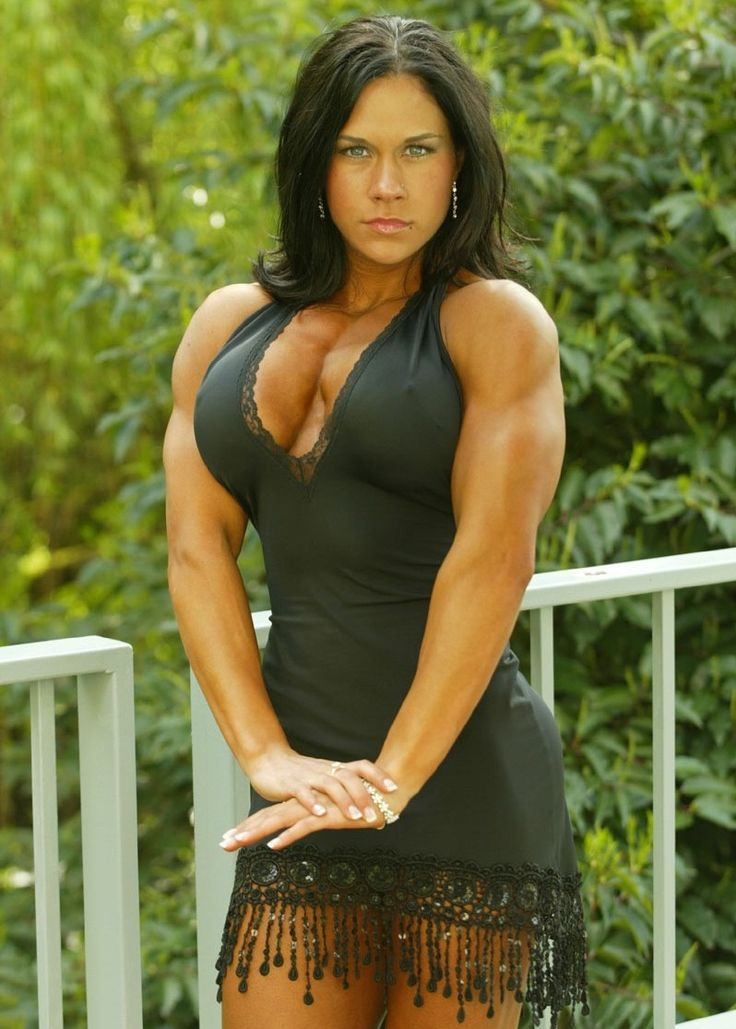 Muscle - Hot Naked Girls