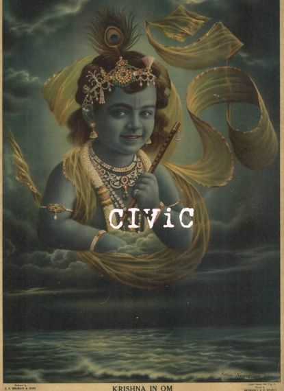 Chromolithograph, Brijbasi Press, Mathura, 1930s, Artist: Narottam Narain