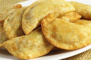 Empanada de queso (cheese empanada) probably my favourite thing EVER. Soy Dominicana en realidad lol ;)
