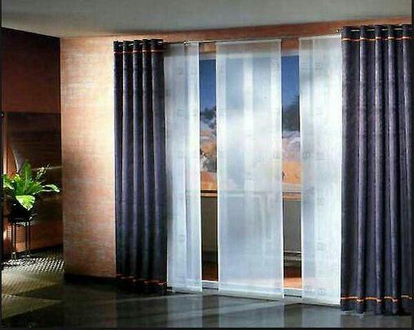 Curtain + wall combi