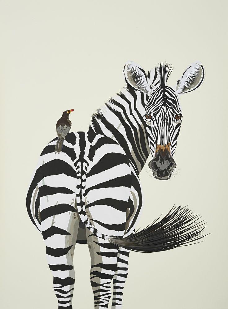 Common Zebra by MARCUS DAVIES   Artfinder