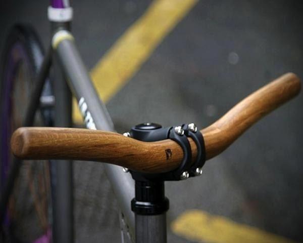 Oak Wood Handlebars By Deep Runner Some Of The Best Bike