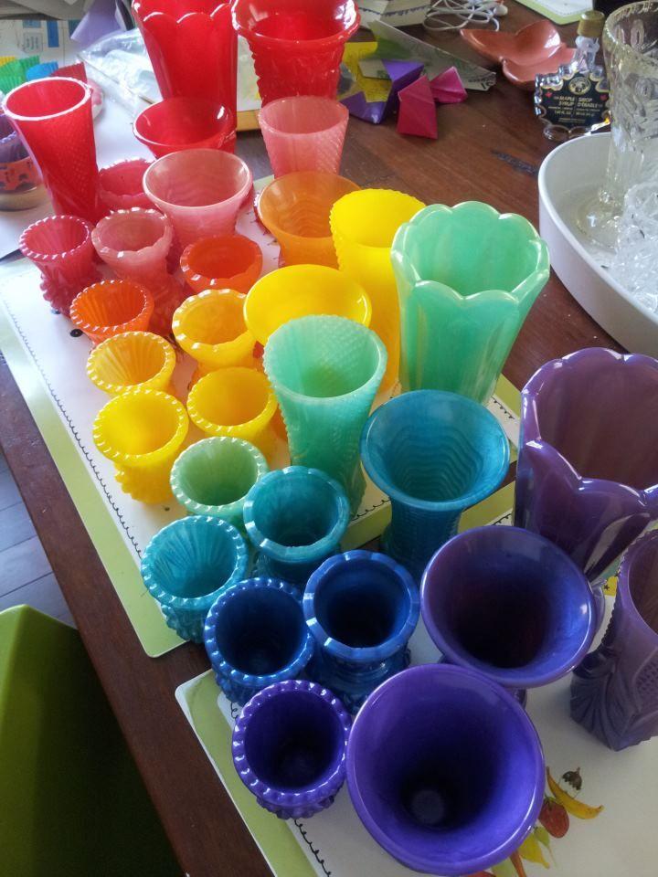 25 Best Ideas About Glass Milk Bottles On Pinterest