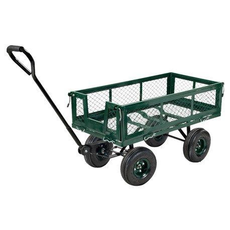 Transportvagn | 95x50cm lastyta | HAMRON | Jula