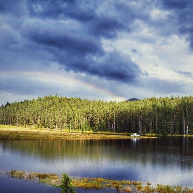 Rhodope mountains, Bulgaria Landscape photography,  nature photography,  rainbow