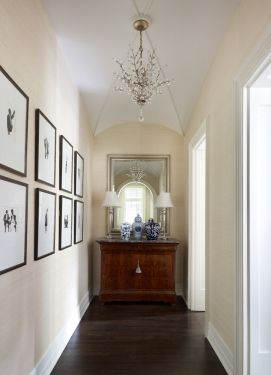 hallway picture gallery