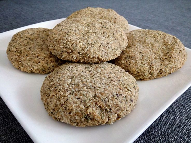 Super easy buns also for paleo or LCHF diet