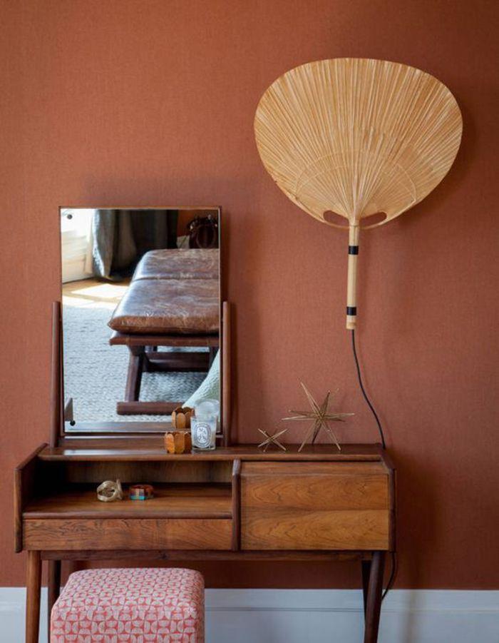 1001 idees pour decorer avec la couleur terre de sienne decoration decoration deco appartement colore