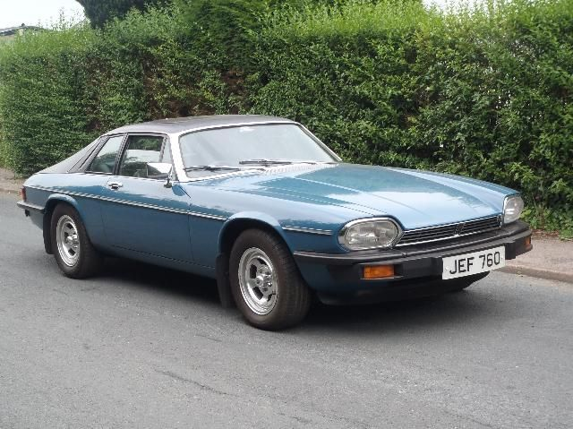 1978 Jaguar XJS V12 Coupe