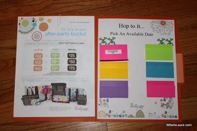 Great Booking Idea! | Thirty-One Gifts CREW!