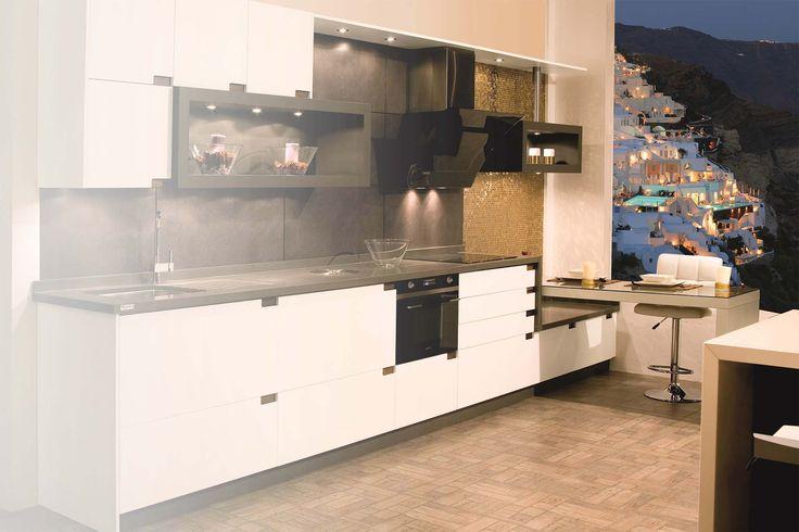 Una cocina de diseño a precio de fábrica.