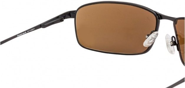 Fastrack M110BR1 Black Brown AA4 Sunglasses