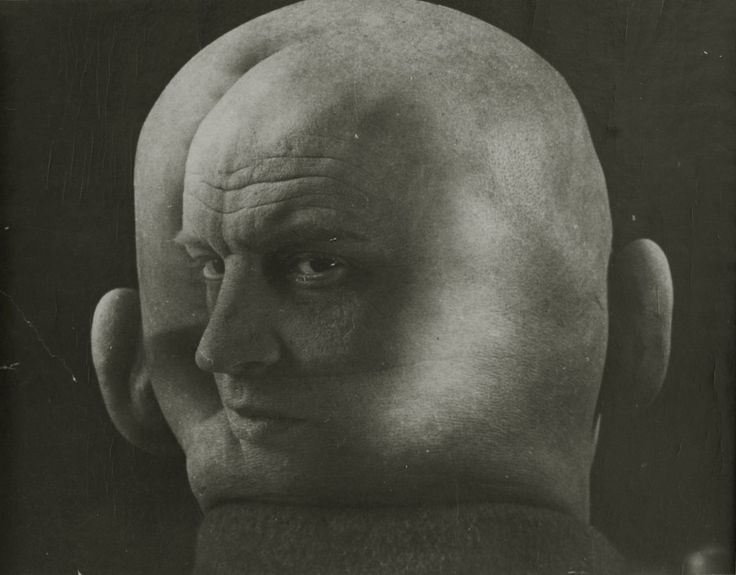 Petrusov - Portrait of Alexandr Rodchenko 1933