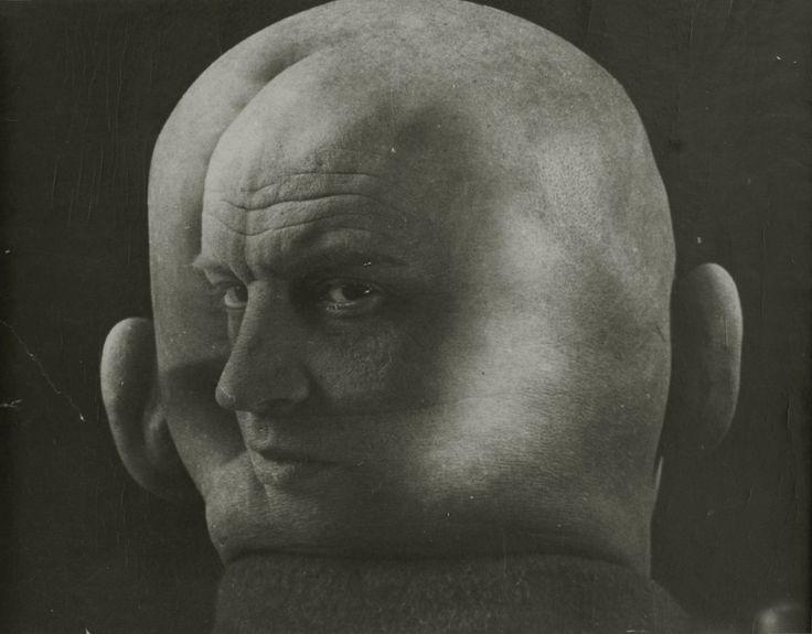 Petrusov - Portrait of Alexandr Rodchenko 1933