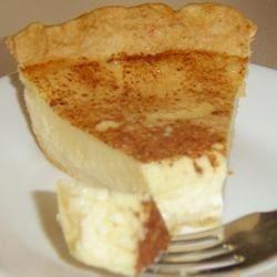 Ricotta Cheese Pie I Allrecipes.com