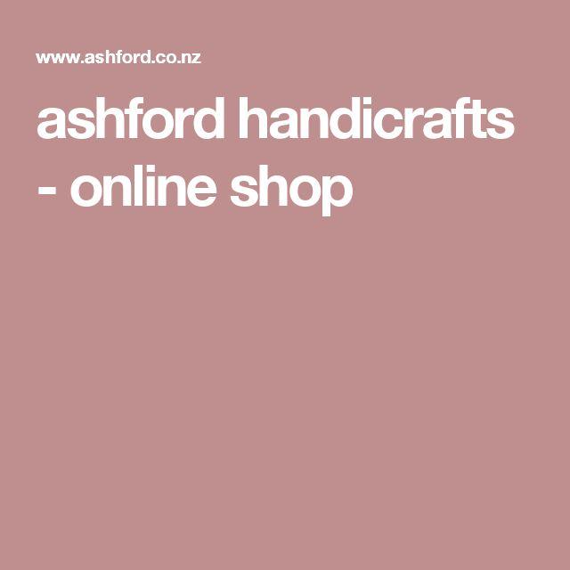 ashford handicrafts - online shop