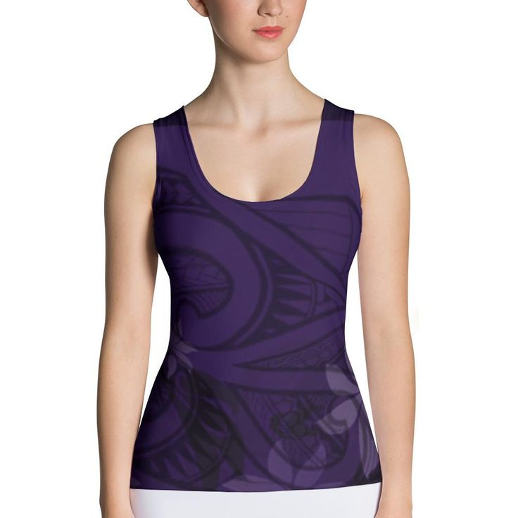 Pacifica Tank Top