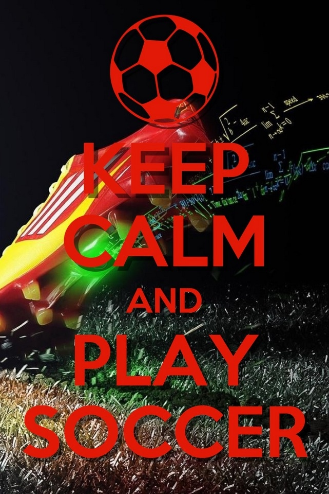 Keep calm and play soccer Aung Pin Lal နန္းေတာ္ေ႕ရ
