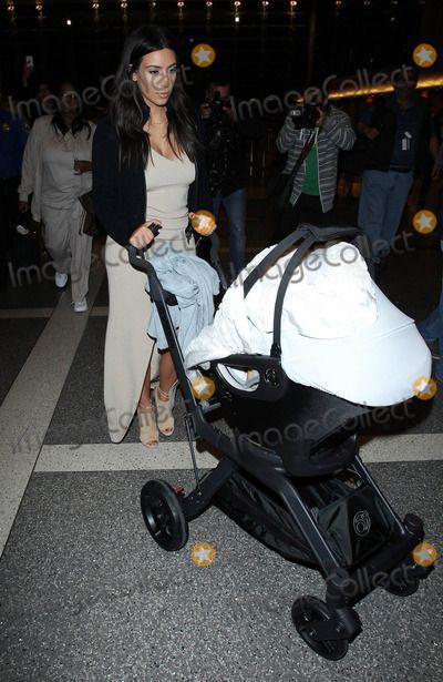 Kim Kardashian @ LAX