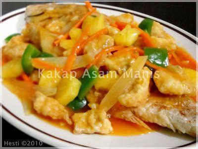 HESTI'S KITCHEN : yummy for your tummy: Kakap Asam Manis