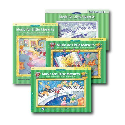 awesome Music for Little Mozarts Level 2 – Piano Curriculem Set – Lesson Book, Discovery Book, Workbook and Flash Cards Included  This piano course by Alfred Music Publishing is designed to bring out the music in every young child. Lesson Book 2 (14581) starts as pre-reading, the... http://imazon.appmyxer.com/music/music-for-little-mozarts-level-2-piano-curriculem-set-lesson-book-discovery-book-workbook-and-flash-cards-included/