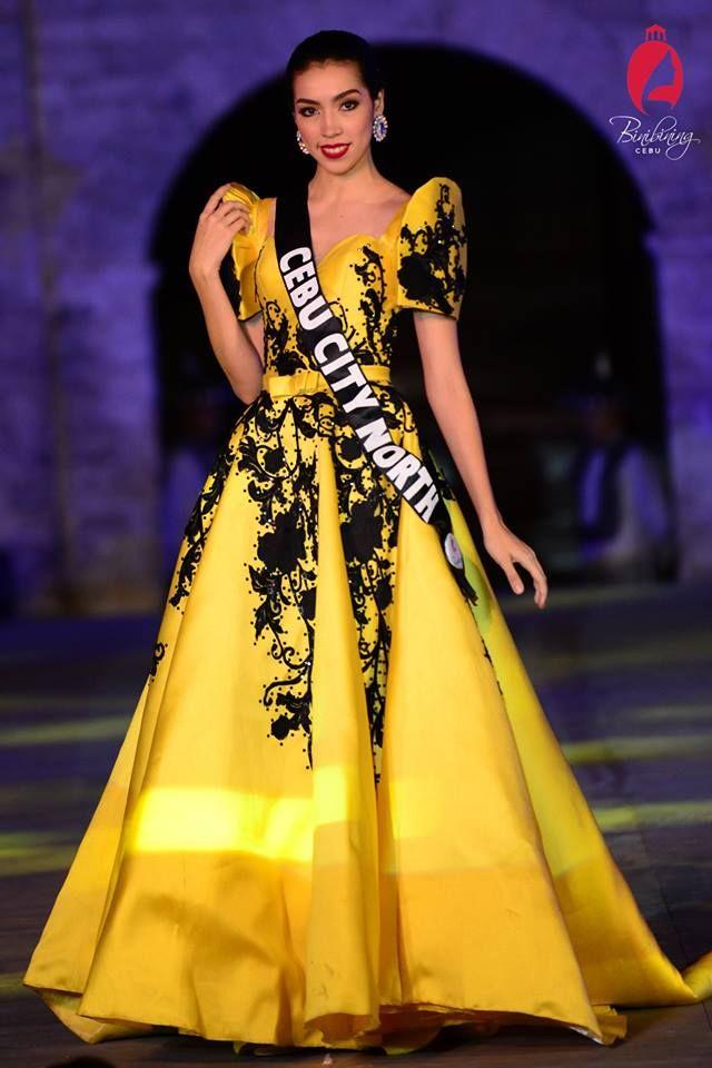 Filipiniana Dress Balintawak Gown Filipino Costume