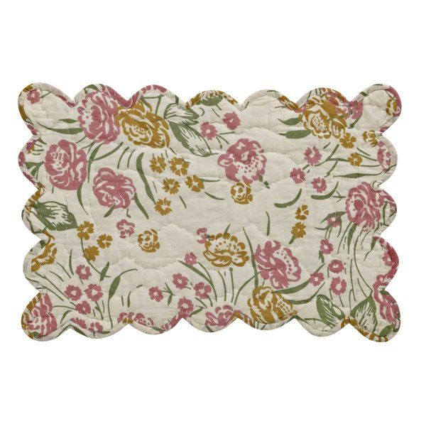Cheneville Quilted Placemat