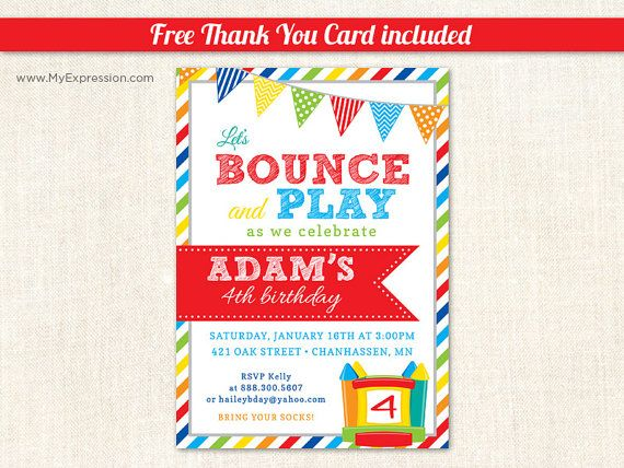 17 best Pump it up images – Pump It Up Party Invitations