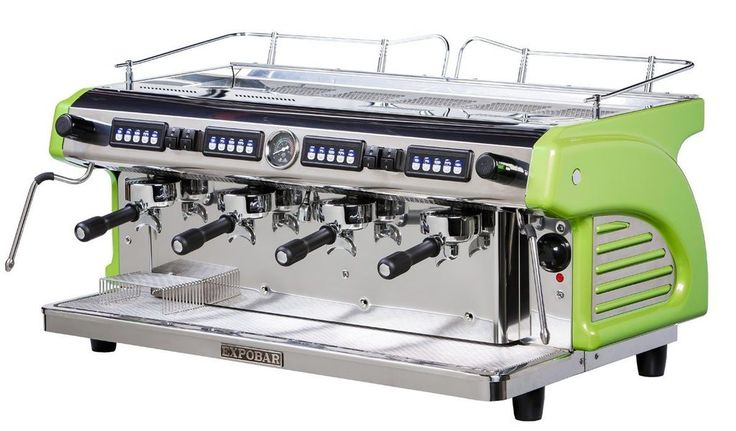 Craftsmanship, quality and exclusivity! These are the features that make the RUGGERO a truly spectacular espresso machine.