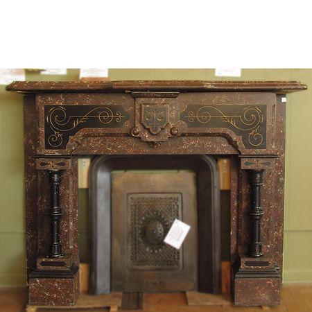 38 best fireplace mantels images on pinterest classy living room mantels and oak shelves. Black Bedroom Furniture Sets. Home Design Ideas