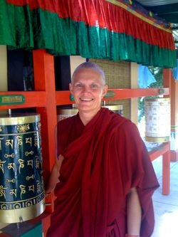 Chenrezig Institute -Tibetan Buddhism with ordained nun Tsultrim