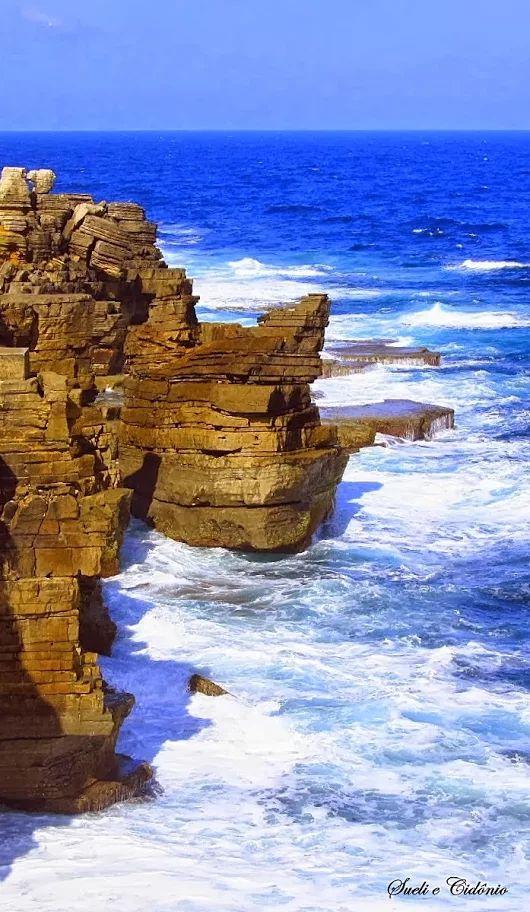 Formações Rochosas de Peniche