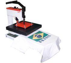 maquina para estampar camisetas