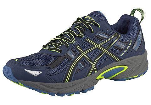 Asics Asics Běžecké boty Gel-Venture 5 modr/neon lut - standardní velikost 43,5