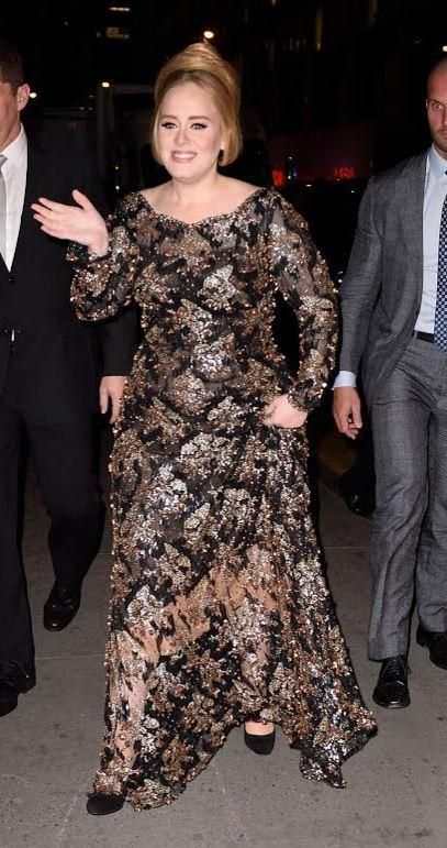 Adele's Weight Loss Is Incredible, But So Is Her Style! See Amazing Photos Of Simon Konecki's Girlfriend And Her Fabulous Fashion (PICTURES)