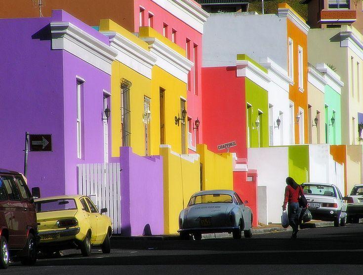 Bo-kaap - Cape Town, Western Cape