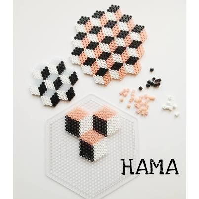 Coasters - Pattern Hama perler beads ...........click here to find out more http://kok.googydog.com