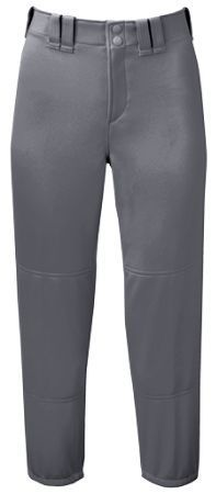 Womens softball pants in multiple colors, Mizuno Women's Select Low Rise Pant, add your team logo at UnitedTeamSports.com