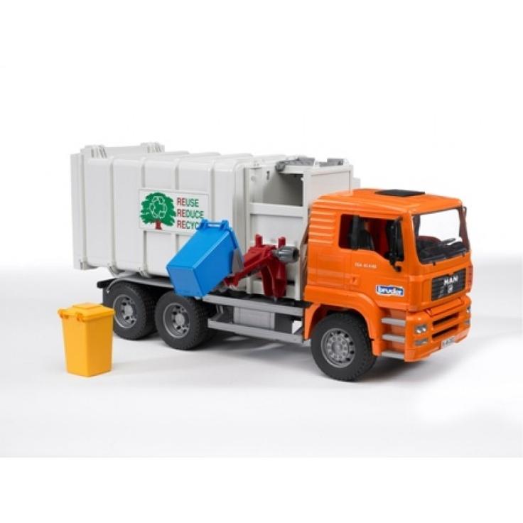Toy Garbage Trucks 69